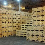 Wooden Shipping Crates