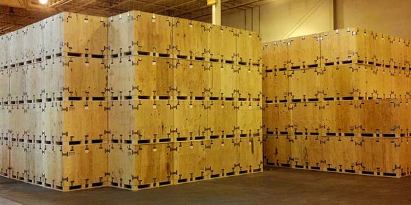 Wooden Shipping Crates Heavy Duty Shipping Crates
