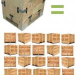 Reusable Shipping Crates